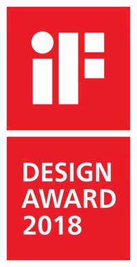 iF DESIGN AWARD 2018-Logo